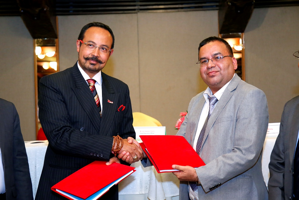 Trishuli Jal Vidhyut Company Limited Credit Facilities Agreement